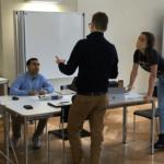 Coaching mit Klienten